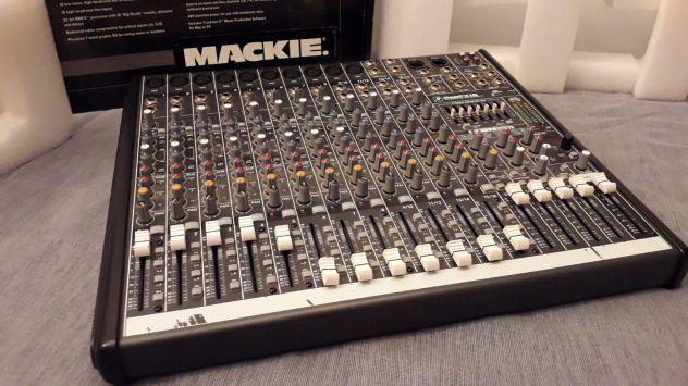 Mixer mackie profx 16ch