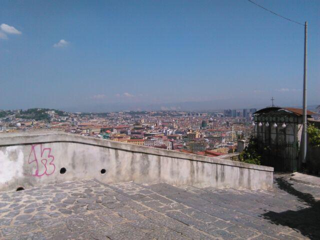 Monolocale vomero centro storico