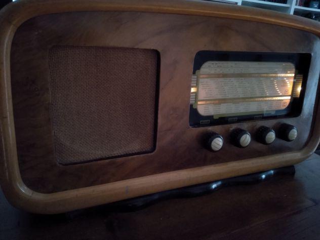 Radio d'epoca - vintage