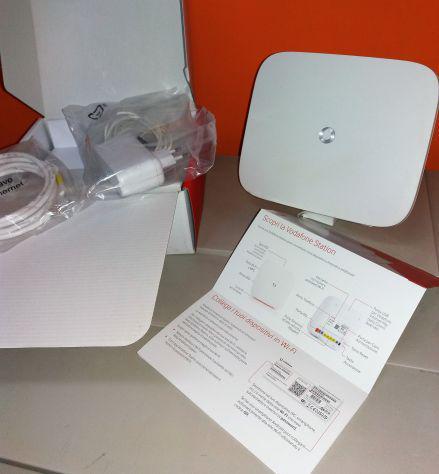 Vodafone station revolution modem wi-fi