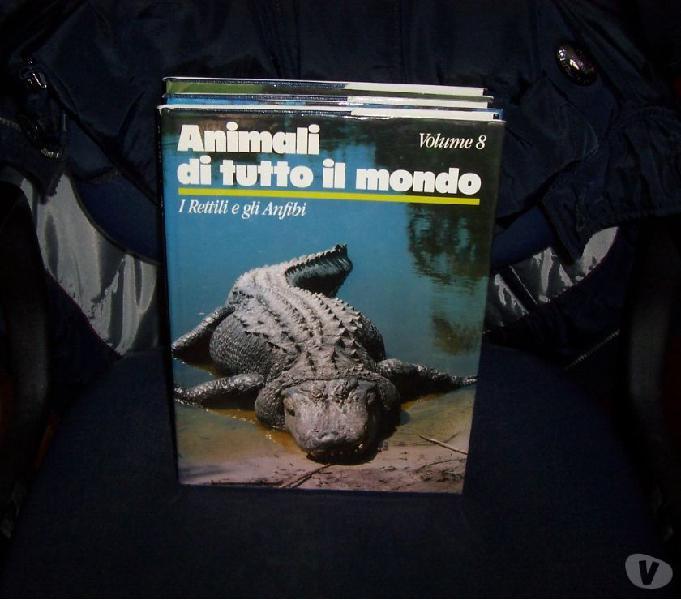 Animali dal mondo