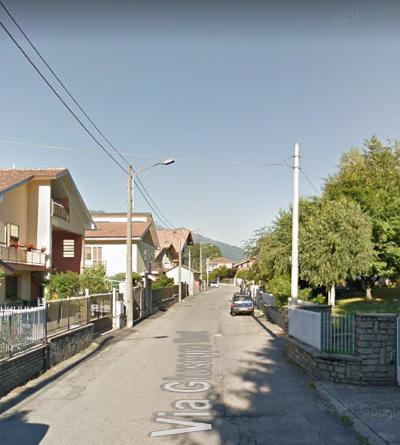 Condove: ampio alloggio 85 mq pressi via giuseppe verdi
