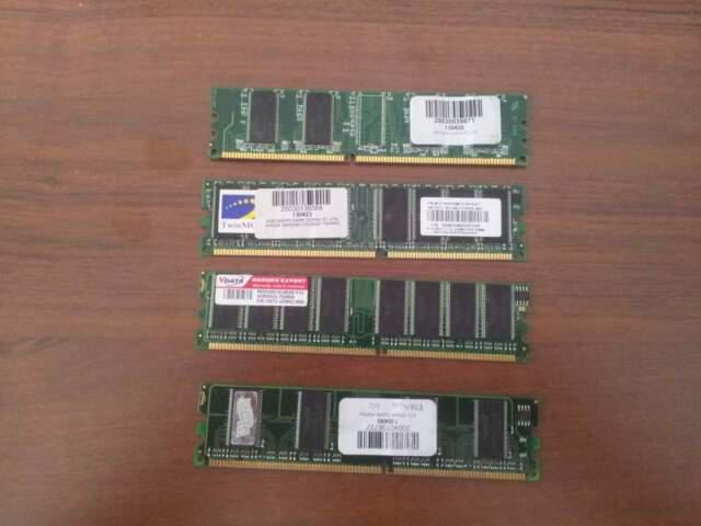 Lotto ram ddr 256 mb