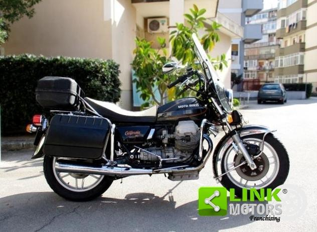 Moto guzzi california ii (1983) buon conservato