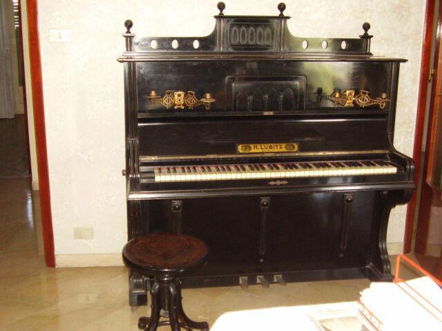 Pianoforte.
