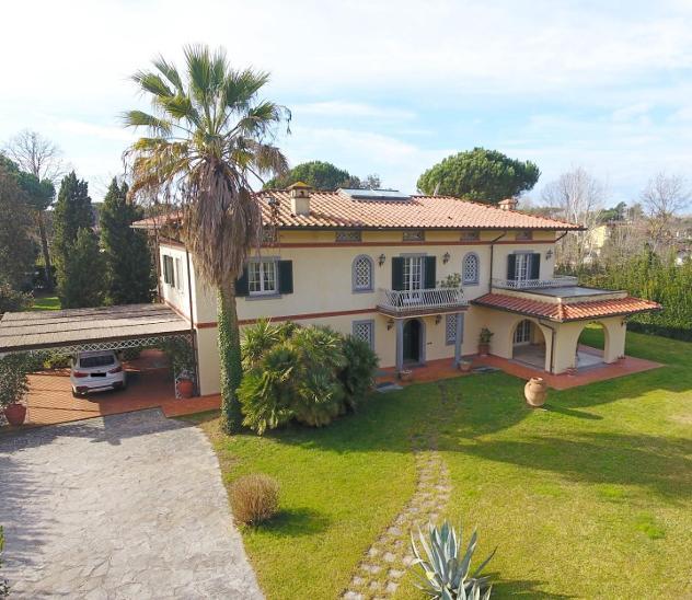 Villa singola in affitto a poveromo - massa 650 mq rif: