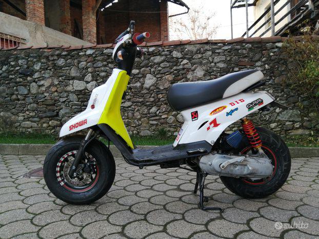 Yamaha booster bws usato