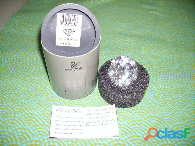 Cristallo swarovski diamante da collezione (nuovo)