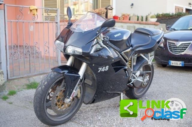 Ducati 748 benzina in vendita a prato (prato)