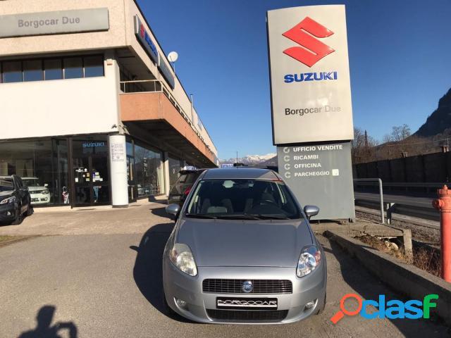 Fiat grande punto benzina in vendita a serravalle sesia (vercelli)