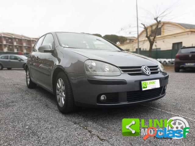 Volkswagen golf diesel in vendita a guidonia montecelio (roma)