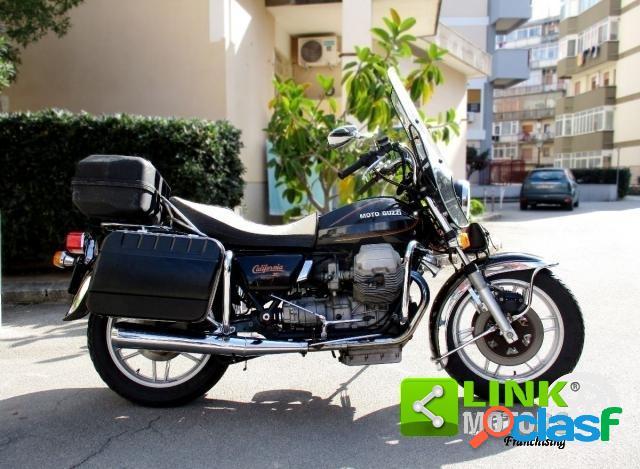 Moto guzzi california 1000 benzina in vendita a palermo (palermo)