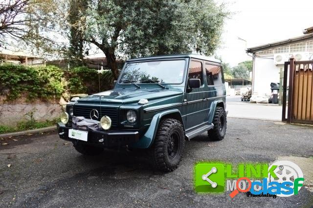 Mercedes classe g diesel in vendita a roma (roma)