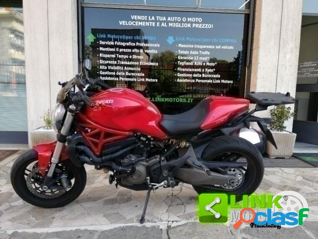 Ducati monster 821 benzina in vendita a milano (milano)