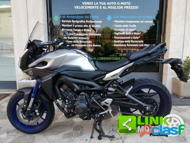 Yamaha tracer 900 benzina in vendita a milano (milano)