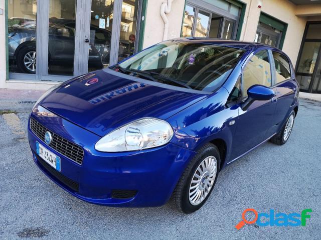 Fiat grande punto benzina in vendita a canicattì (agrigento)