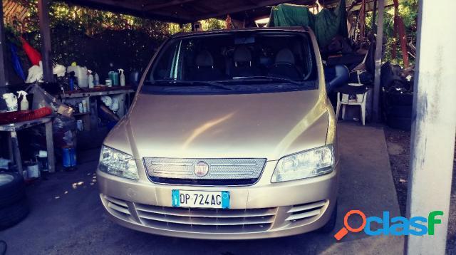 Fiat multipla benzina in vendita a castrolibero (cosenza)