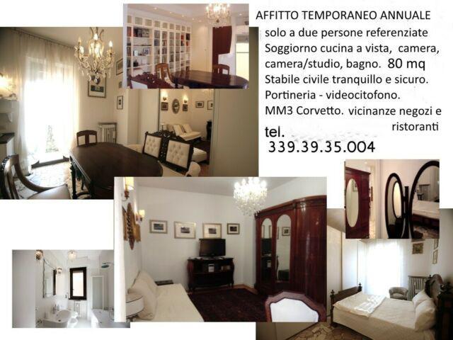 Appartamento in affitto temporaneo a studentesse