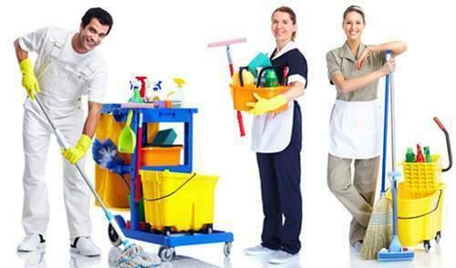 Addetto/a ai servizi di pulizia