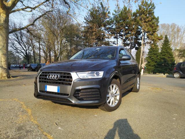 Audi q3 tdi business km 17800