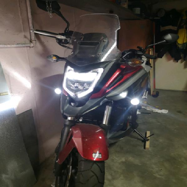 Honda nc 750x dct 2019