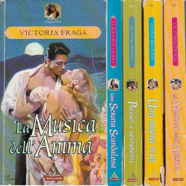 Bluemoon harmony romanzi