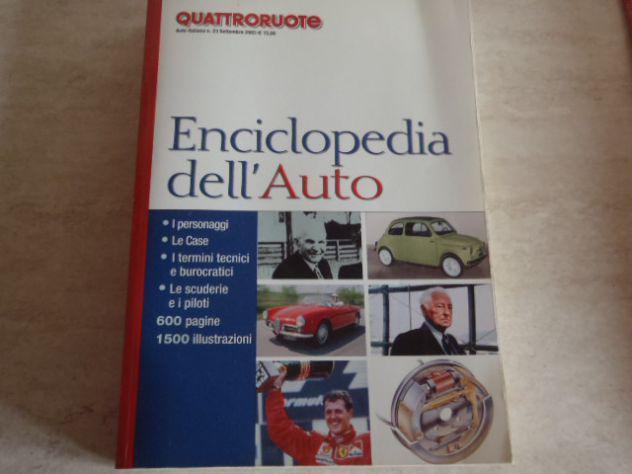 Enciclopedia dell'auto quattroruote 2003