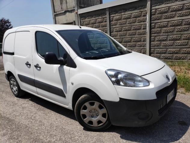 Peugeot partner 1.6 8v e-hdi 90cv fap furgone rif. 12886604