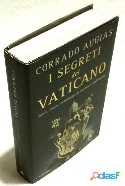 I segreti del vaticano di corrado augias 1°edizione mondadori 2010 nuovo
