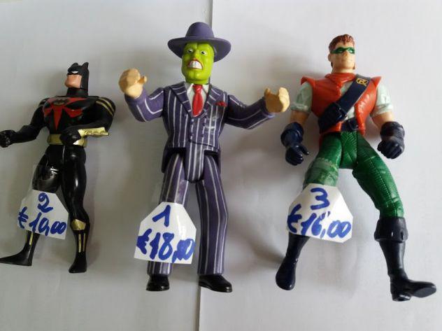 Batman - robin - mask (vintage)