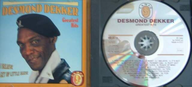 CD Desmond Dekker