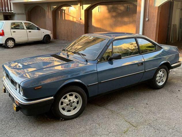 Lancia - beta coupé volumex - 1984