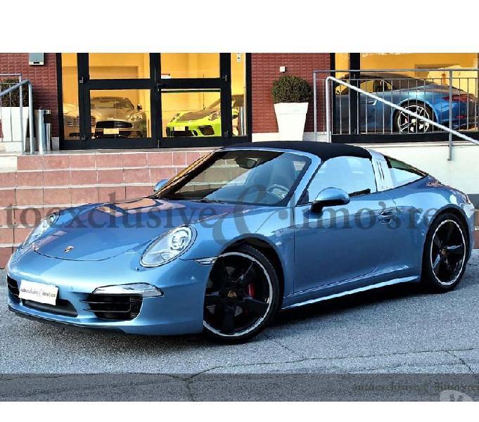 Porsche 991911 targa italia 30 anni