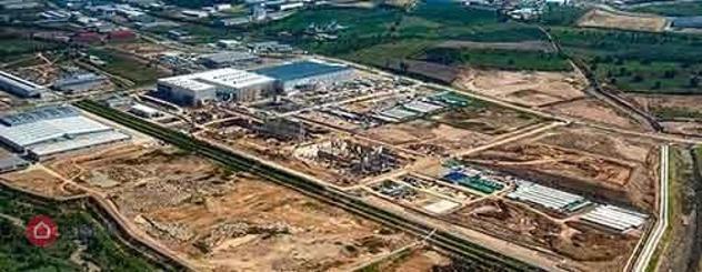 Terreno industriale in vendita a rovigo