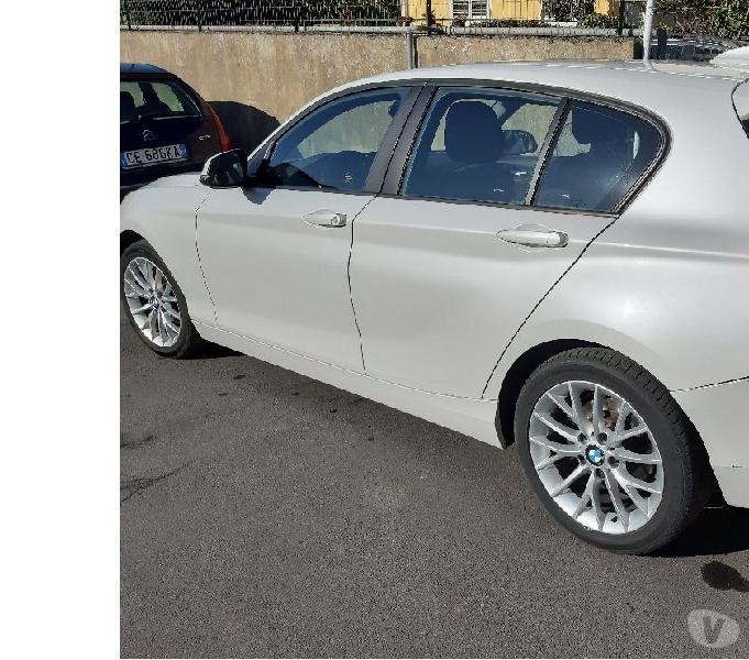 BMW SERIE 1 118DIESEL 143CV ANNO 2012 KM 129000 CONSIZIONI D