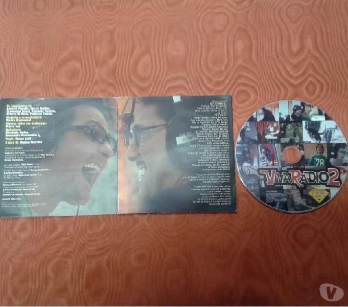 """Cd audio fiorello & baldini """"viva radio 2"""""""