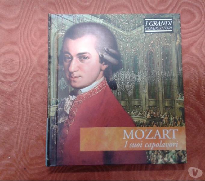 """CD AUDIO """"MOZART I SUOI CAPOLAVORI"""""""