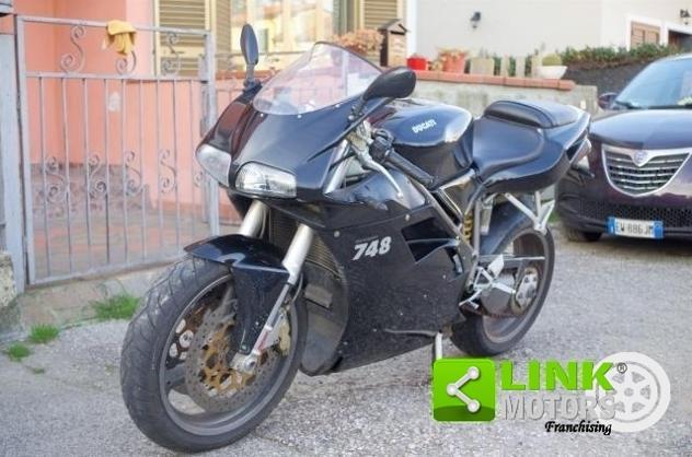 Ducati 748 biposto 2001 - distribuzione fatta