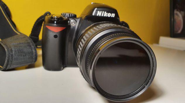 Fotocamera reflex digitale nikon d40