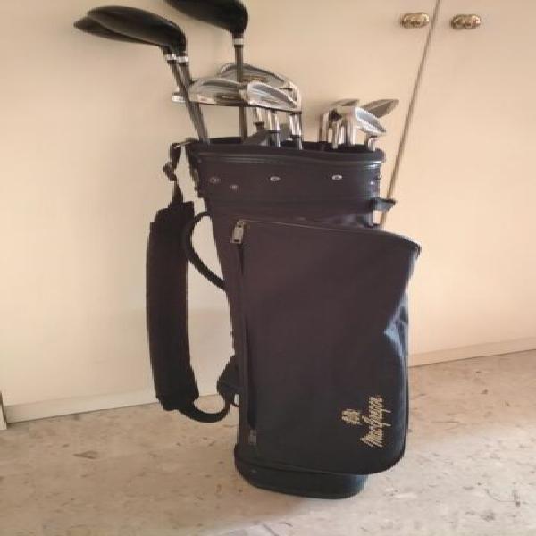 Golf set completo mc gregor grafite