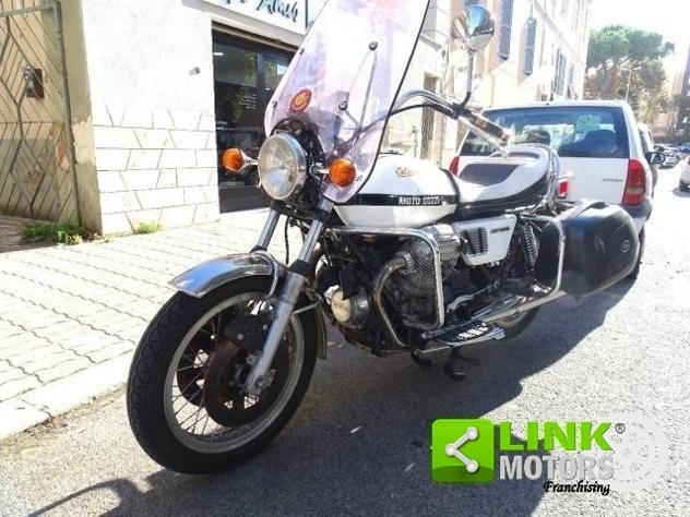 Moto guzzi california 850 t3