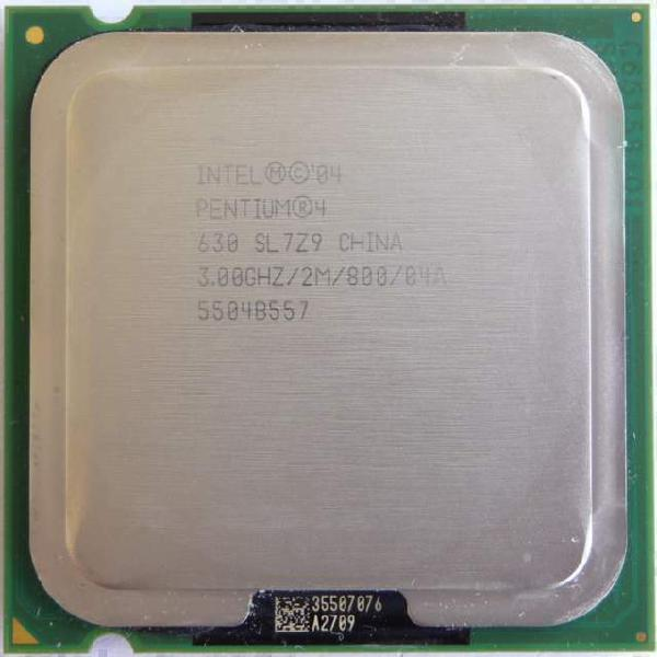 Processore intel +dissipatore +ventola x pc fisso