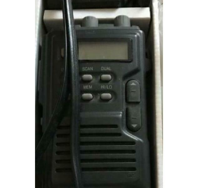 Radiotelefono Apelco vhf 501 plus Rx-Tx Vhf Marine Radio