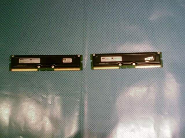 Ram rimm nechp 128mb (totale 256mb) non ecc