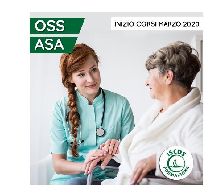 Vuoi diventare un operatore socio sanitario o asa?