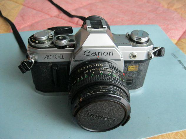 Canon T70 35mm Pellicola SLR Camera 50mm Obiettivo tappo e filtro ...