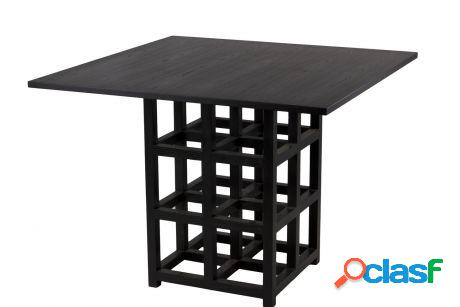 Tavolo quadrato in legno charles mackintosh