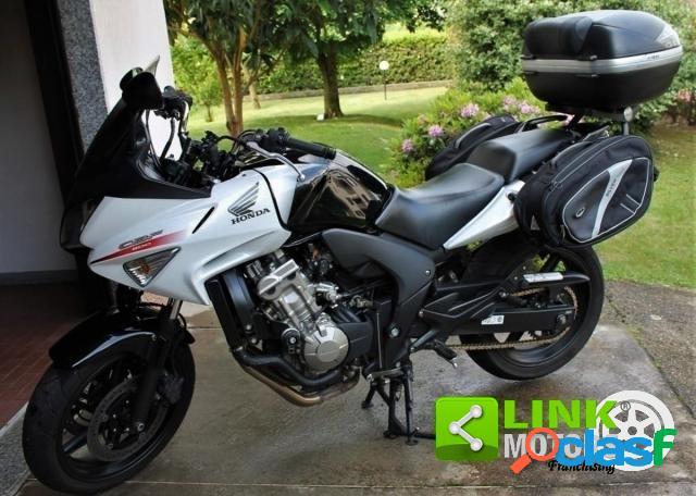 Honda cbf 600 benzina in vendita a como (como)