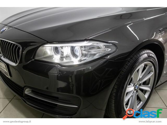 Bmw 520 d touring x-drive business 190cv auto diesel in vendita a san michele salentino (brindisi)