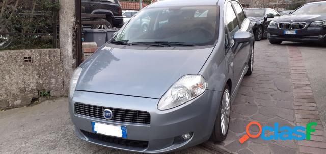 Fiat grande punto diesel in vendita a castrolibero (cosenza)